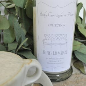 French Farmhouse Scented Soy Candle 20oz