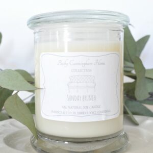 Sunday Brunch Scented Soy Candle 12oz