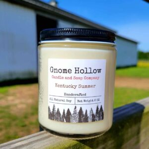Kentucky Summer Scented Soy Candle