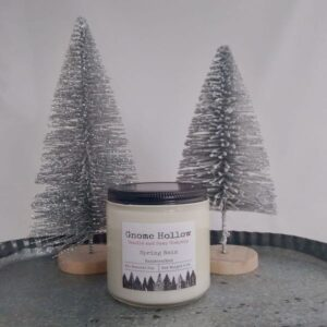 Spring Rain Scented Soy Candle