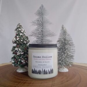 Strudel & Spice Scented Soy Candle