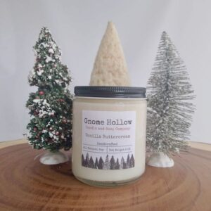 Vanilla Buttercream Scented Soy Candle