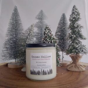 Wilderness Scented Soy Candle
