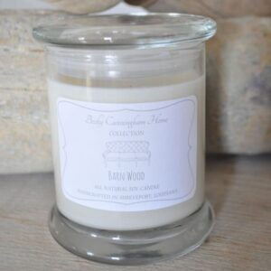 Barn Wood Scented Soy Candle 12oz