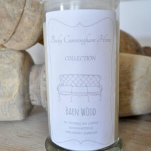 Barn Wood Scented Soy Candle 20oz
