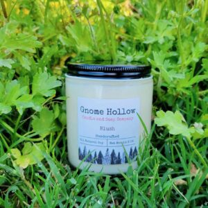 Blush Scented Soy Candle