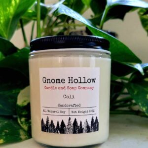 Cali Scented Soy Candle